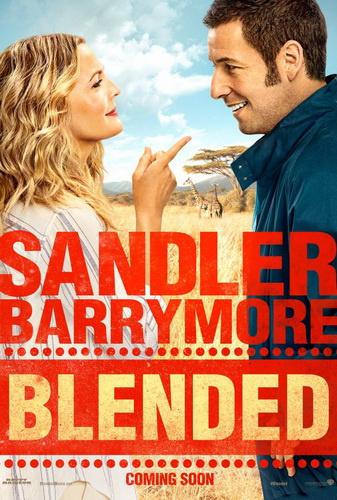 ดูหนังฟรี Blended (2014) ทริปอลวน รักอลเวง HD