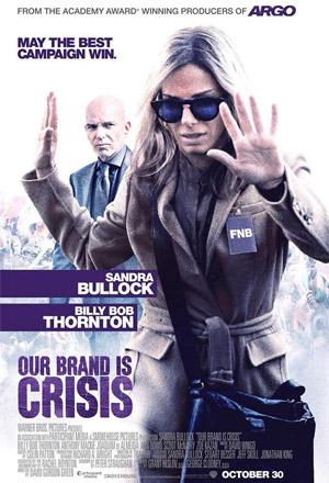 ดูหนังออนไลน์ฟรี Our Brand Is Crisis (2015) สู้ไม่ถอย ทีมสอยตำแหน่งประธานาธิบดี HD