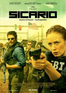 ดูหนังฟรีออนไลน์ Sicario ทีมพิฆาต ทะลุแดนเดือด