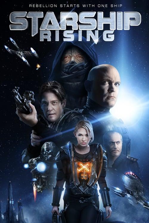 ดูหนังฟรีออนไลน์ Starship Rising ยานรบถล่มจักรวาล HD จบเรื่อง