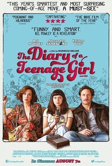 ดูหนังฟรีออนไลน์ The Diary of a Teenage Girl (2015) บันทึกรักวัยโส HD