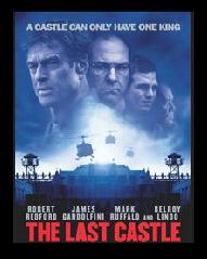ดูหนังออนไลน์ฟรี The Last Castle (2001) กบฏป้อมทมิฬ พากย์ไทย เต็มเรื่อง