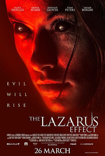 เว็บดูหนังออนไลน์ The Lazarus Effect โปรเจกต์ชุบตาย HD เต็มเรื่อง