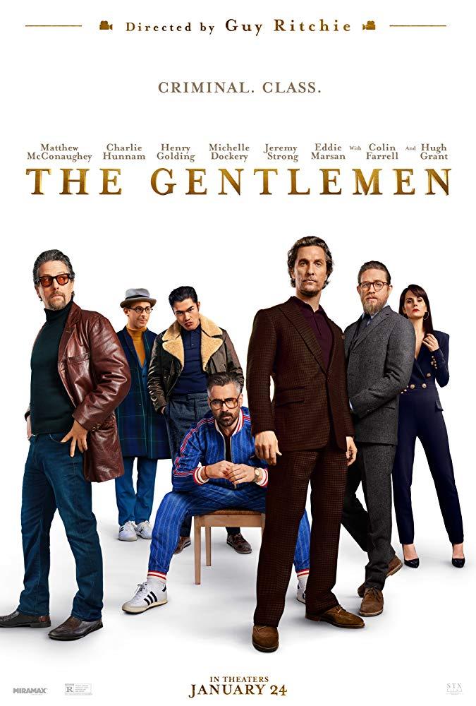 ดูหนัง The Gentlemen (2020) สุภาพบุรุษมาหากัญ หนังใหม่ชนโรง 2020