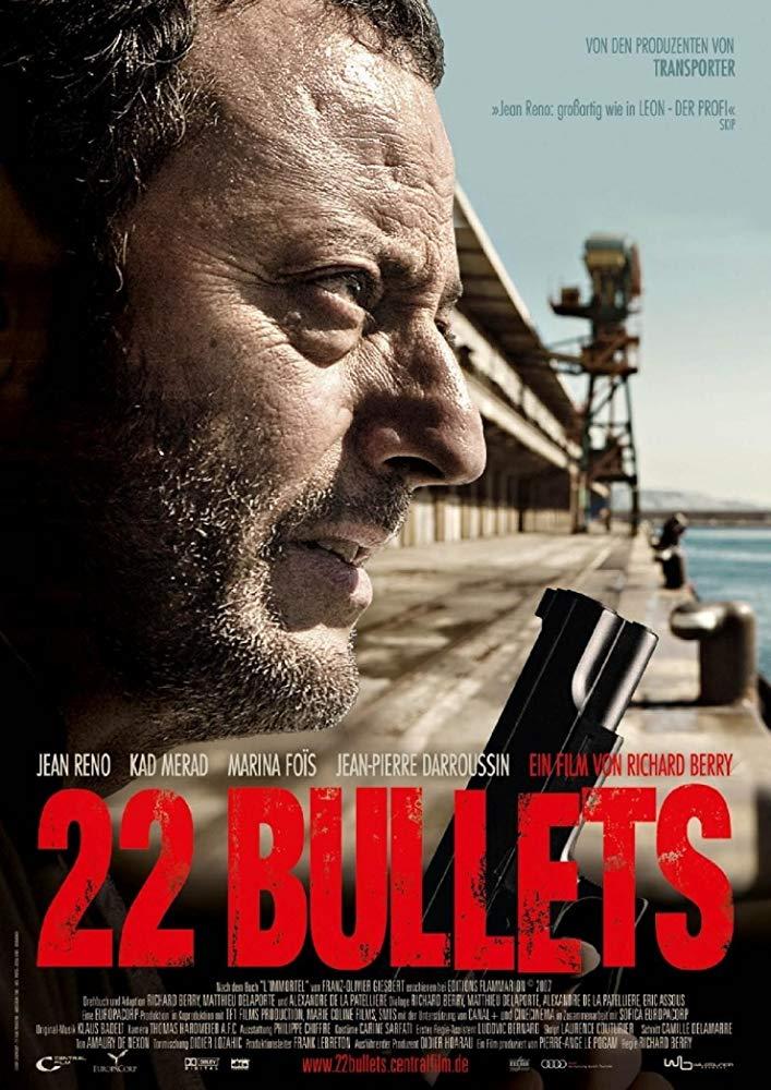 22 Bullets (2010) 22 นัด ยมบาลล้างยมบาล ดูหนังออนไลน์ฟรี HD