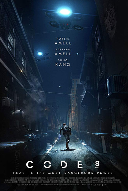 Code 8 (2019) ล่าคนโคตรพลัง พากย์ไทย ดูหนังใหม่ออนไลน์ฟรี HD