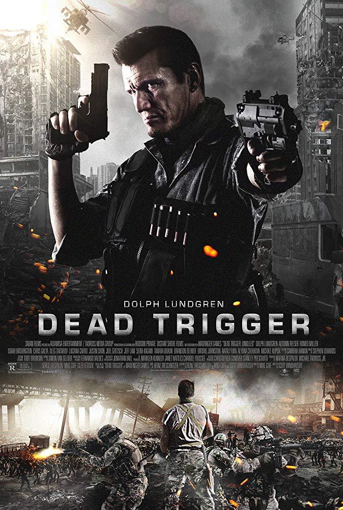ดูหนังออนไลน์ Dead Trigger (2017) สงครามผีดิบ เต็มเรื่อง