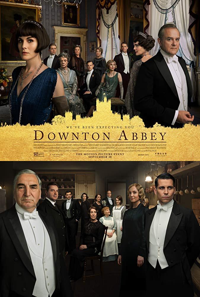 ดูหนังออนไลน์ Downton Abbey (2019) ดาวน์ตัน แอบบีย์ เดอะ มูฟวี่