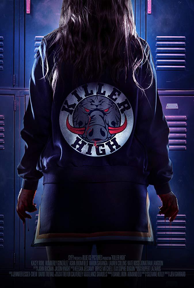 Killer High (2018) นักฆ่าระดับสูง ดูหนังออนไลน์ฟรี HD แอคชั่นมันส์ๆ
