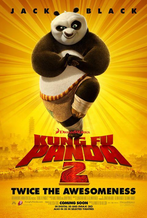 KUNG FU PANDA 2 (2011) กังฟูแพนด้า 2 HD พากย์ไทยเต็มเรื่อง