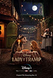 ดูหนัง LADY AND THE TRAMP (2019) ทรามวัยกับไอ้ตูบ HD ซับไทยเต็มเรื่อง