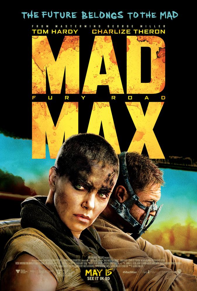 Mad Max: Fury Road (2015)แมดแม็กซ์ ถนนโลกันตร์ HD เต็มเรื่อง