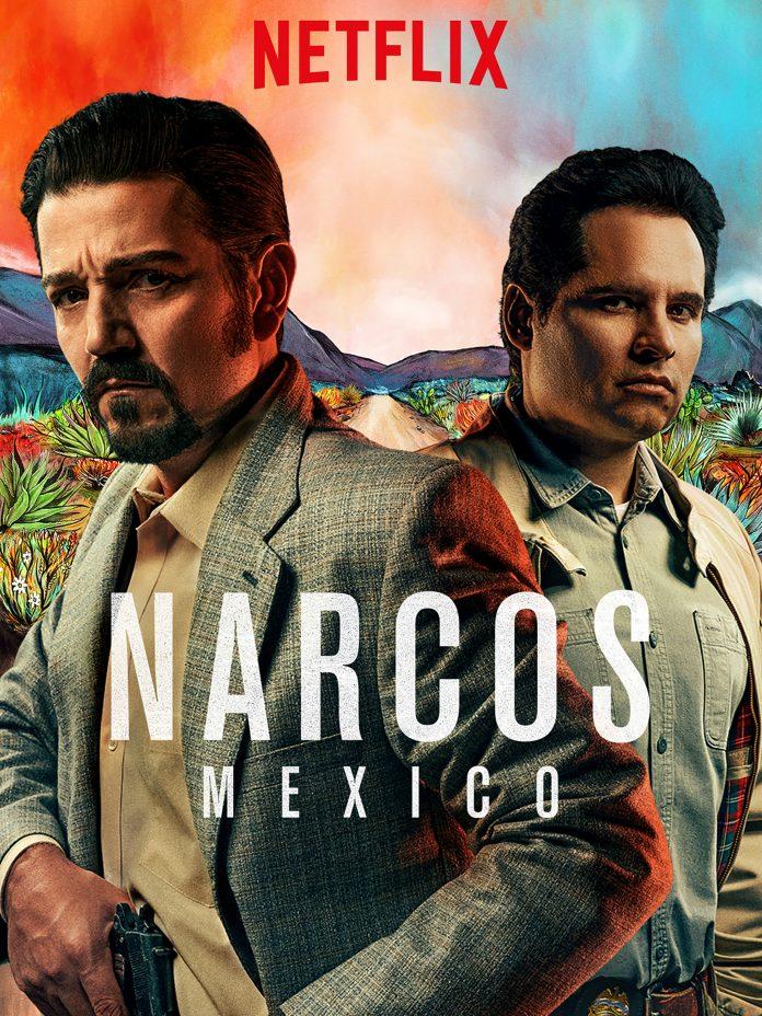 ดูซีรี่ย์ Netflix Narcos Mexic (2020) นาร์โคส เม็กซิโก Season 2 ตอน 1-10(จบ)