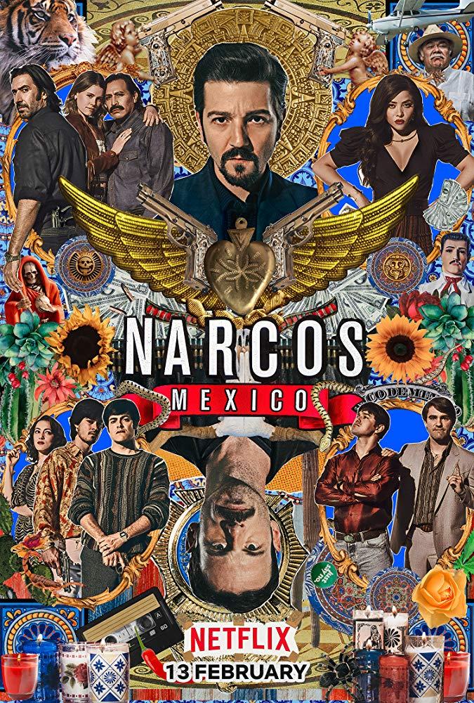 ดูซีรี่ย์ Netflix Narcos - Mexico (2018) นาร์โคส เม็กซิโก Season 1 HD เต็มเรื่อง