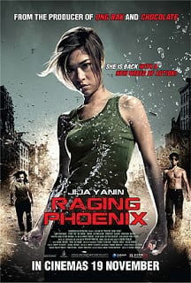 Raging Phoenix (2009) จีจ้า ดื้อสวยดุ ดูหนังออนไลน์ มาสเตอร์