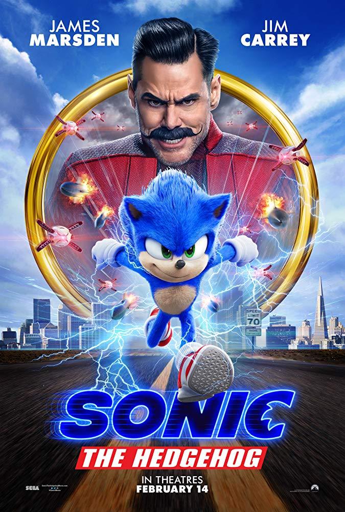 ดูหนัง Sonic the Hedgehog โซนิค เดอะ เฮดจ์ฮ็อก พากย์ไทยเต็มเรื่อง