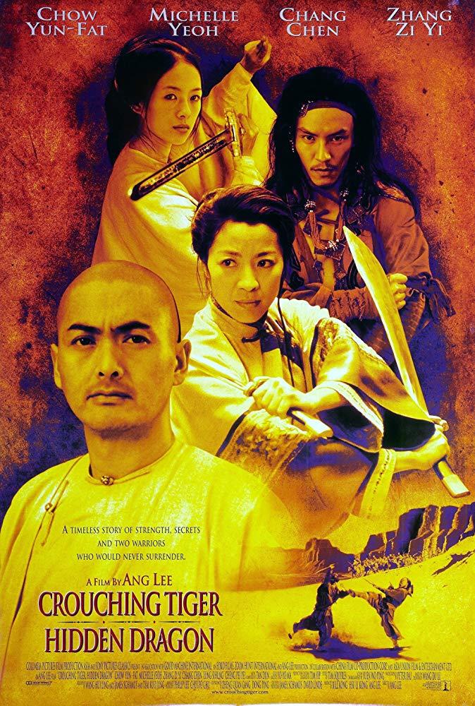 ดูหนังออนไลน์ฟรี HD Crouching Tiger Hidden Dragon พยัคฆ์ระห่ำ มังกรผยองโลก พากย์ไทยเต็มเรื่อง มาสเตอร์ ภาพเสียงคมชัด ดูหนังผ่านมือถือ หนังแอคชั่นมันส์ พยัคฆ์ระห่ำ มังกรผยองโลก