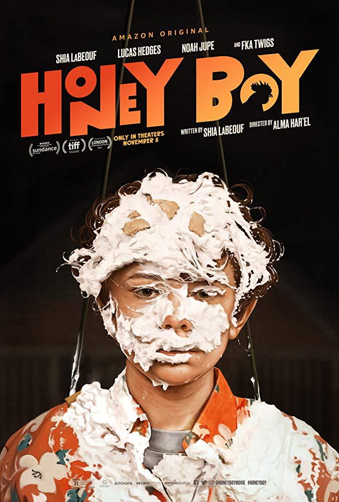 ดูหนังออนไลน์ฟรี HONEY BOY (2019) HD ซับไทย เต็มเรื่อง
