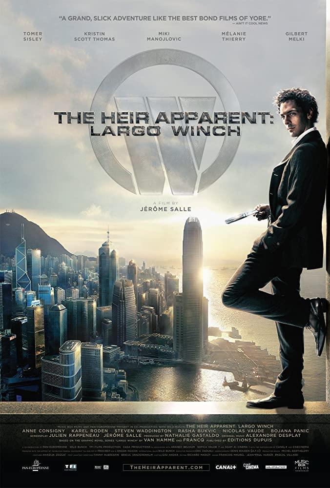 ดูหนังออนไลน์ LARGO WINCH 1 (2008) รหัสสังหารยอดคนเหนือเมฆ ภาค 1 HD พากย์ไทย เต็มเรื่อง มาสเตอร์ 4k ดูหนังผ่านมือถือฟรี ภาพชัด