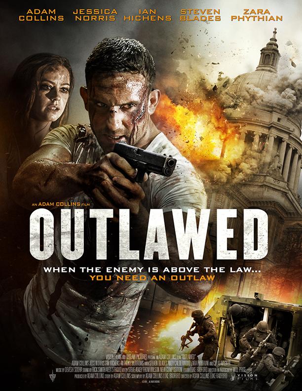 ดูหนังฟรี Outlawed (2018) นอกกฎหมาย HD เต็มเรื่อง พากย์ไทย