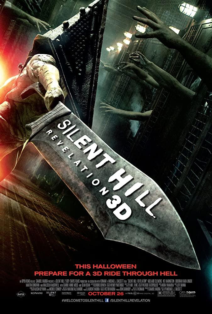 ดูหนังออนไลน์ Silent Hill Revelation(2012) เมืองห่าผี เรฟเวเลชั่น HD พากย์ไทย เต็มเรื่อง