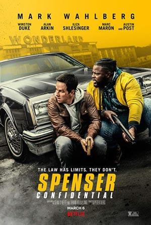 ดูหนังออนไลน์ Spenser Confidential (2020) สเปนเซอร์ ลุย ล่า ปราบทรชน HD เต็มเรื่อง พากย์ไทย มาสเตอร์ ดูหนังใหม่ชนโรง 2020 Netflix บนมือถือฟรีภาพชัด