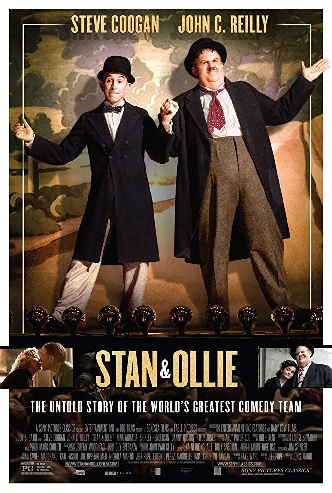 Stan & Ollie (2018) สแตนแอนด์โอลลี่