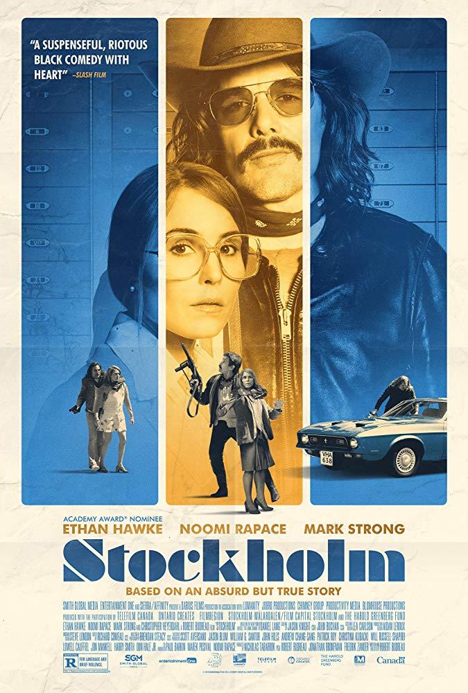 ดูหนังออนไลน์ Stockholm (2018) สตอกโฮล์ม HD พากย์ไทย เต็มเรื่อง มาสเตอร์ ดูหนังHD