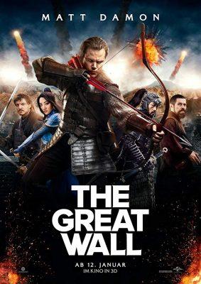 The Great Wall (2016) เดอะ เกรท วอลล์ ดูหนังออนไลน์ฟรี HD