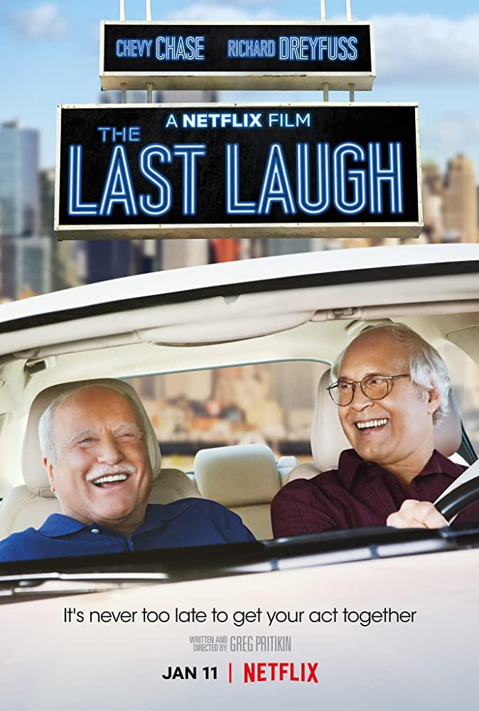 ดูหนังออนไลน์ Netflix ฟรี The Last Laugh (2019) เสียงหัวเราะครั้งสุดท้าย ซับไทย พากย์ไทย เต็มเรื่อง