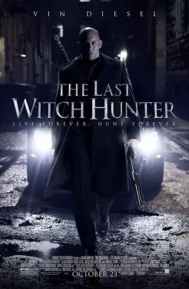 ดูหนังออนไลน์ The Last Witch Hunter (2015) เพชฌฆาตแม่มด HD พากย์ไทย เต็มเรื่อง ดูหนังMaster ฟรีภาพสวยคมชัด รองรับดูหนังบนมือถือ Full HD อัพเดทหนังใหม่ชนโรง 2020