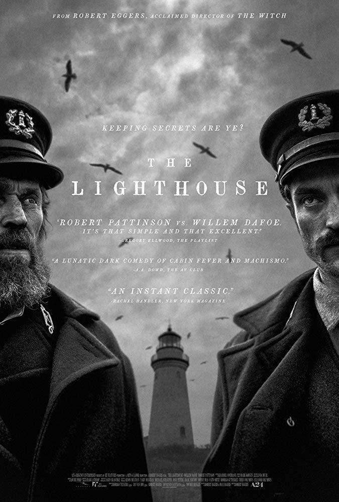 ดูหนังออนไลน์ The Lighthouse (2019) เดอะ ไลท์เฮาส์ เต็มเรื่อง พากย์ไทย ดูหนังฟรี HD ดูผ่านมือถือภาพเสียงชัด