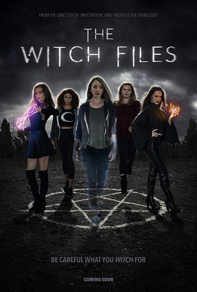 ดูหนังออนไลน์ The Witch Files (2018) ทีมแม่มดสุดลับ HD เต็มเรื่อง พากย์ไทย มาสเตอร์ ดูหนังฝรั่ง สยองขวัญ ระทึกขวัญ