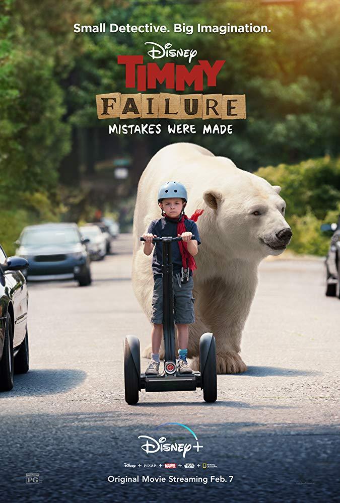 ดูหนัง Timmy Failure: Mistakes Were Made (2020) เต็มเรื่อง