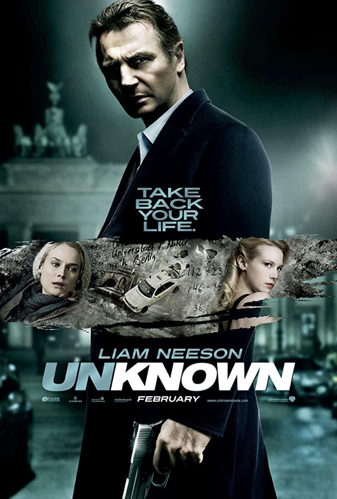 ดูหนัง Unknown (2011) คนนิรนามเดือดระอุ HD พากย์ไทยเต็มเรื่อง