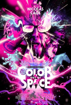 ดูหนังใหม่ Color Out of Space