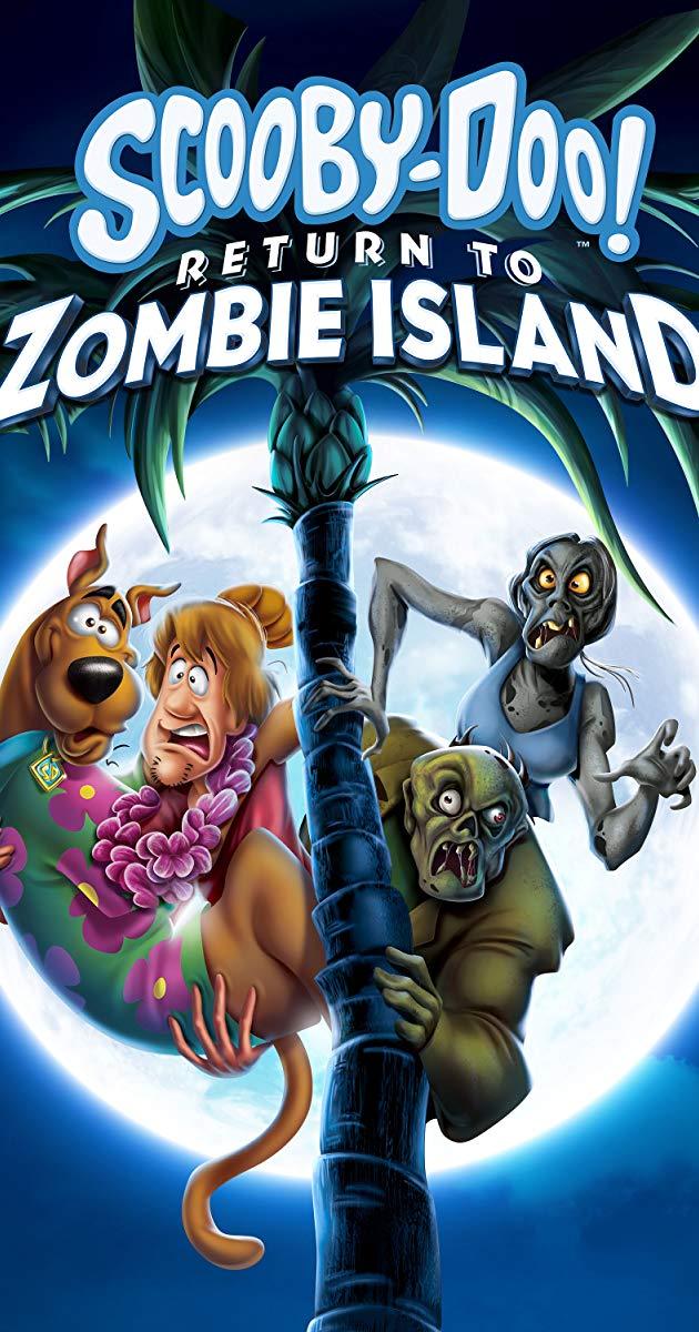 Scooby-Doo: Return to Zombie Island ดูหนังออนไลน์ พากย์ไทย