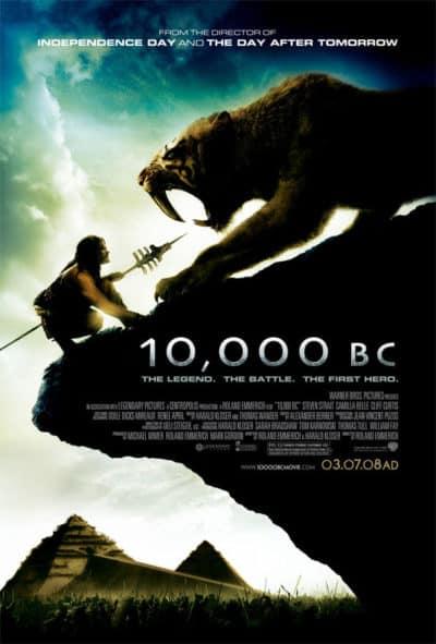 ดูหนังออนไลน์ 10000 BC (2008) บุกอาณาจักรโลก 10000 ปี HD พากย์ไทยซับไทย เต็มเรื่อง มาสาเตอร์ ดู