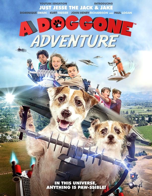 ดูหนังออนไลน์ A Doggone Adventure (2018) หมาน้อยผจญภัย HD พากย์ไทยเต็มเรื่อง มาสเตอร์