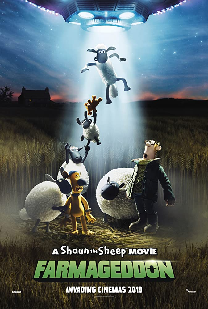 ดูหนังออนไลน์ A Shaun the Sheep Movie: Farmageddon (2019) หนังใหม่ซับไทยเต็มเรื่อง มาสเตอร์