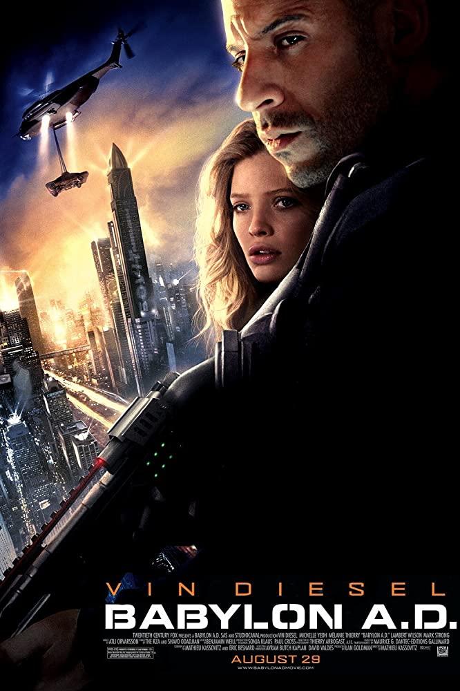 ดูหนังออนไลน์ Babylon A.D. (2008) บาบิลอน เอ.ดี. ภารกิจดุ กุมชะตาโลก HD พากย์ไทยเต็มเรื่อง