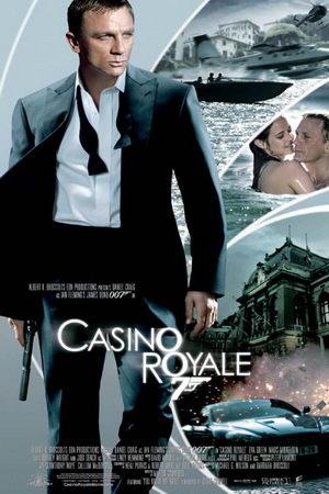 ดูหนังออนไลน์ฟรี Casino Royale (2006) James Bond 007 พยัคฆ์ร้ายเดิมพันระห่ำโลก HD เต็มเรื่อง พากย์ไทย มาสเตอร์