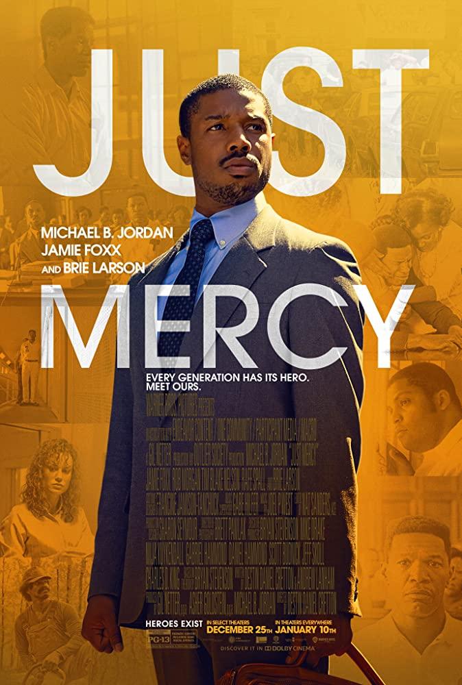 ดูหนังออนไลน์ JUST MERCY (2019) เพียงแค่ความเมตตา พากย์ไทย ซับไทยเต็มเรื่อง
