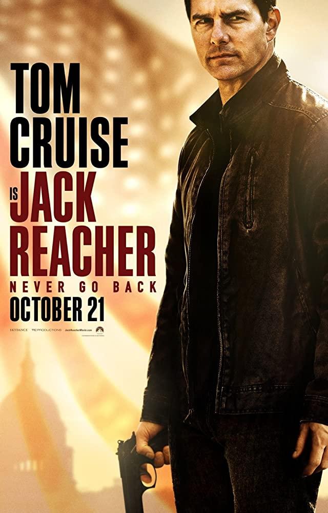 ดูหนังออนไลน์ Jack Reacher 2 Never Go Back (2016) ยอดคนสืบระห่ำ 2 HD เต็มเรื่อง พากย์ไทย