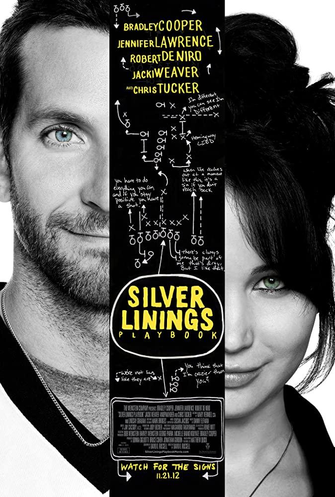 ดูหนังออนไลน์ Silver Linings Playbook (2012) ลุกขึ้นใหม่ หัวใจมีเธอ HD พากย์ไทยเต็มเรื่อง