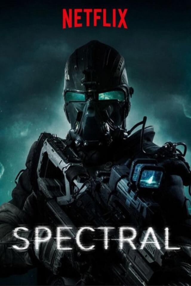 ดูหนังออนไลน์ Spectral (2016) ยกพลพิฆาตผี พากย์ไทยเต็มเรื่อง