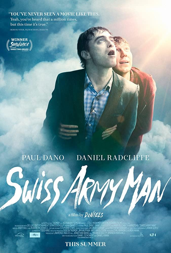 ดูหนังออนไลน์ Swiss Army Man (2016) คู่เพี้ยนผจญภัย พากย์ไทยเต็มเรื่อง มาสเตอร์