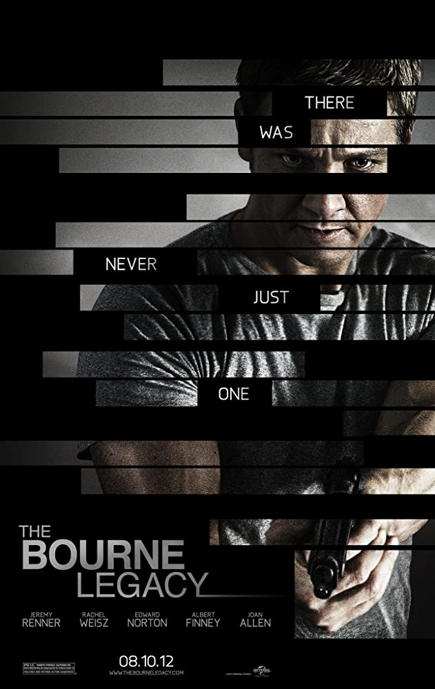 ดูหนังออนไลน์ The Bourne 4 Legacy (2012) พลิกแผนล่า ยอดจารชน ภาค4 เต็มเรื่อง พากย์ไทย