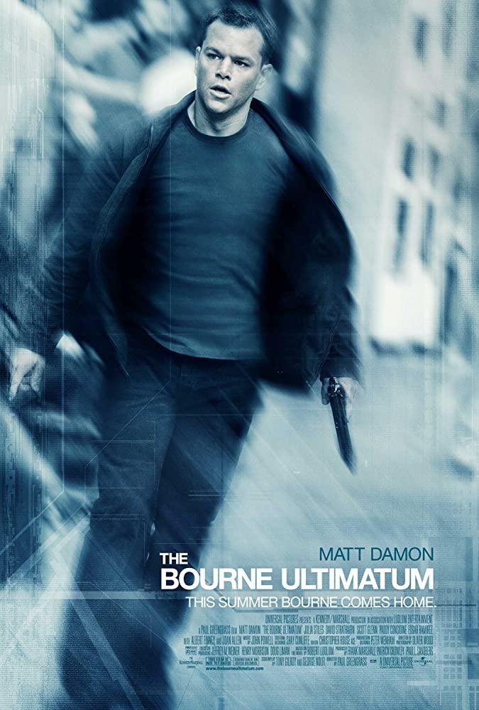 ดูหนังออนไลน์ The Bourne 3 Ultimatum (2007) ปิดเกมล่าจารชน คนอันตราย ภาค3 พากย์ไทย เต็มเรื่อง