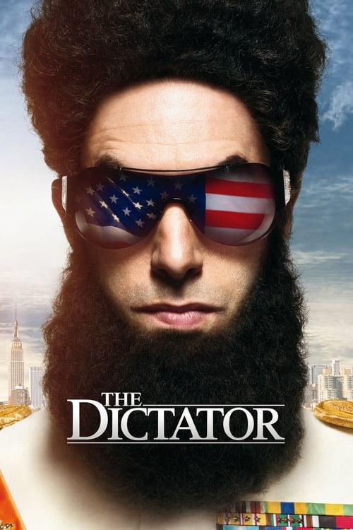 ดูหนังออนไลน์The Dictator (2012) จอมเผด็จการ HD พากย์ไทยเต็มเรื่อง มาสเตอร์
